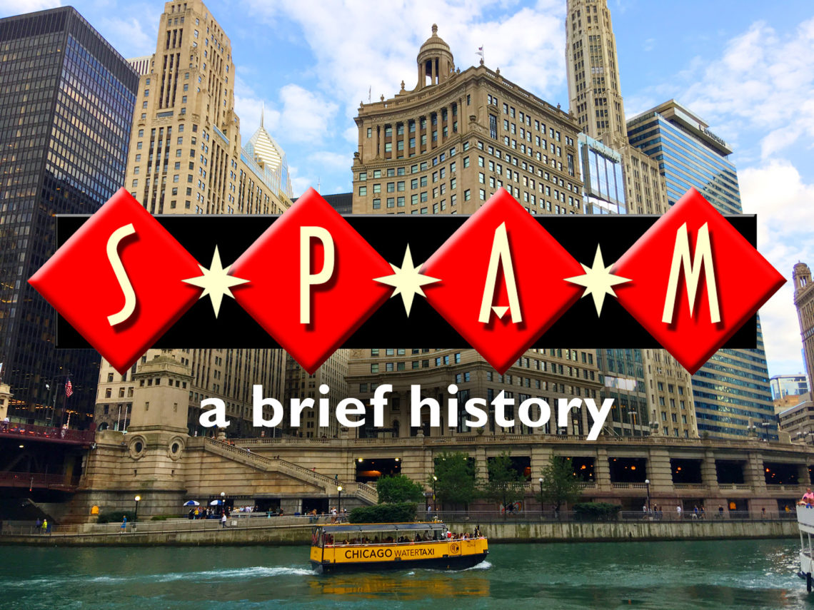 A brief history of SPAM
