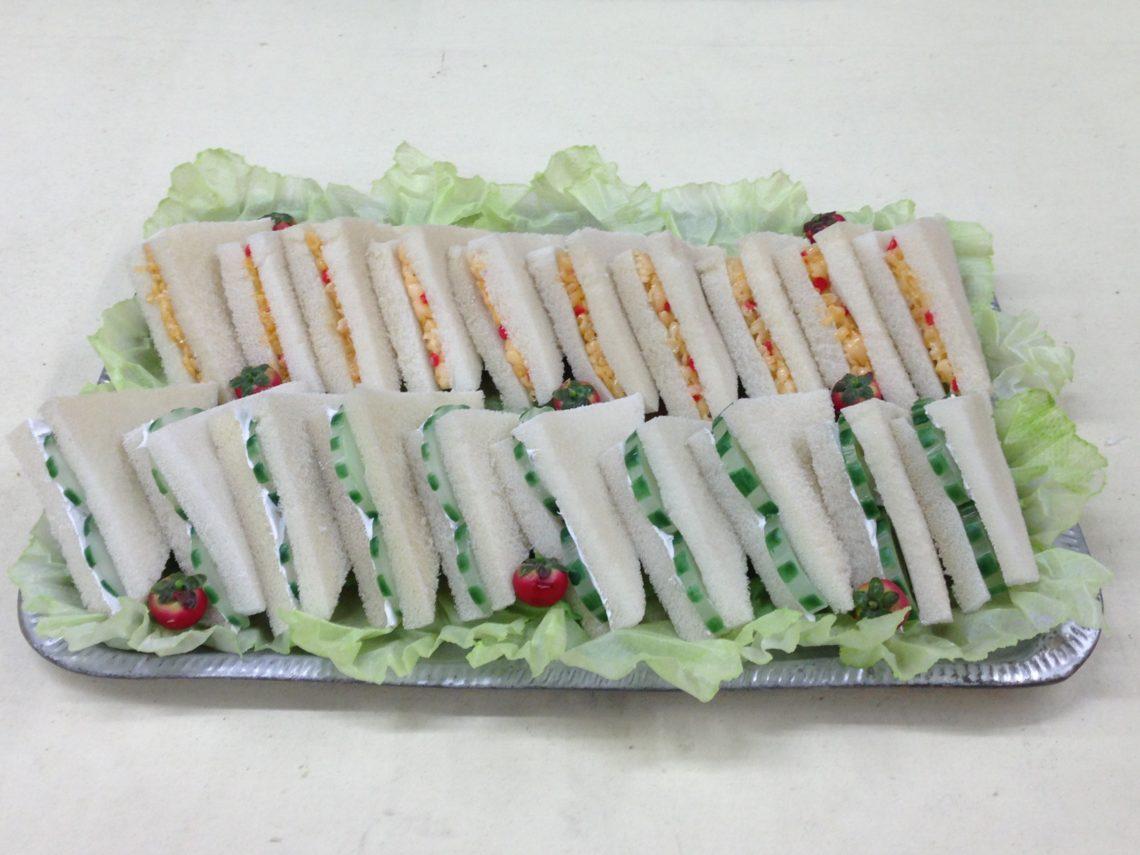 Prop Sandwiches